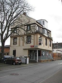 Mainzer Straße in Raunheim