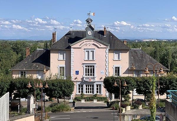 Photo de la ville Neyron
