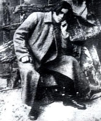 Anarchy - Nestor Makhno (1918), the leader of the anarchist Free Territory in Ukraine during the Russian Civil War