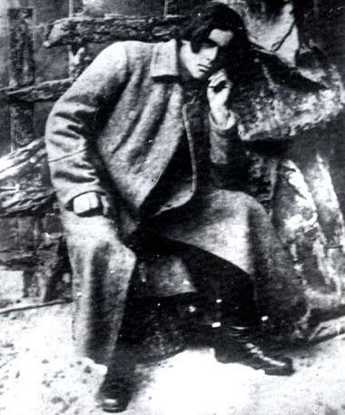 Makhno en 1918