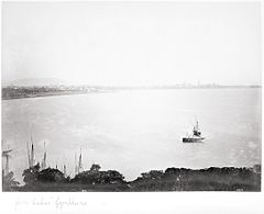 Malabar Hill - Panorama of Bombay from Ladies' Gymkhana LACMA M.90.24.3.jpg