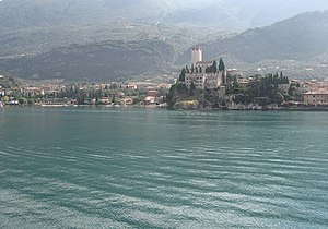 Gardasee Malcesine Hotel Majestic Palace