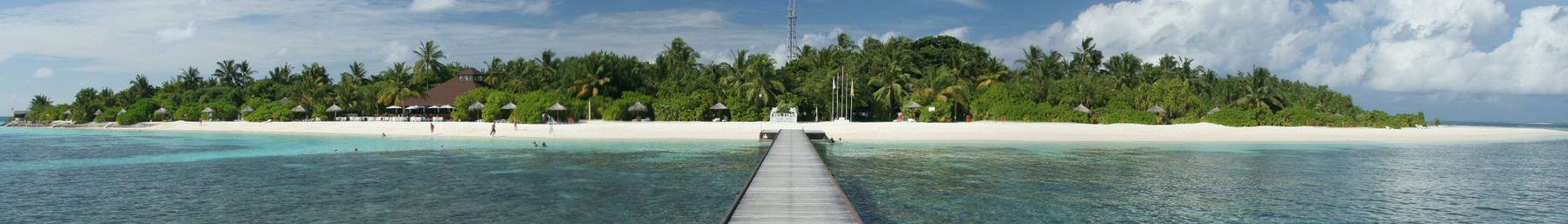 Maldives banner Small island shoreline with beach.jpg