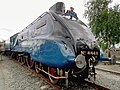Mallard 4468, NRM York, 5 June 2012 Railfest (2).jpg