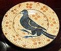 Manises, piatto con lustro metallico, 1400-60 ca. 02.JPG