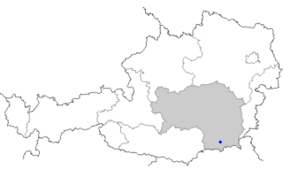 Sausal mountain range and region in Styria