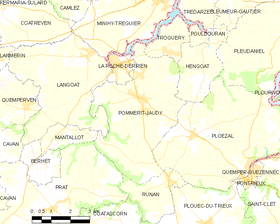 Map commune FR insee code 22247.png