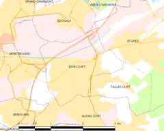 Map commune FR insee code 25230.png