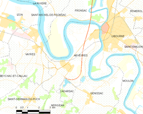 Map commune FR insee code 33015.png