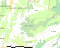 Map commune FR insee code 39495.png