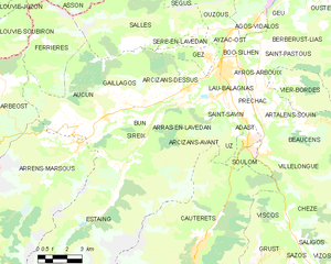 Map commune FR insee code 65029.png