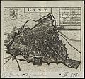 Map of Ghent by Guicciardini, 1652.jpg