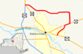 Map of NY Route 631 infobox.png