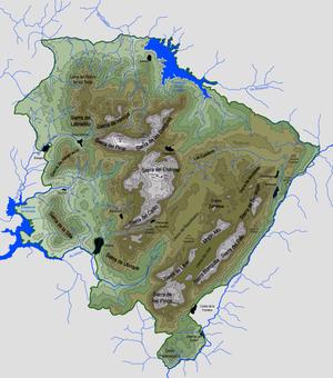 Sierra De Grazalema Mapa.Parque Natural De La Sierra De Grazalema Wikipedia La