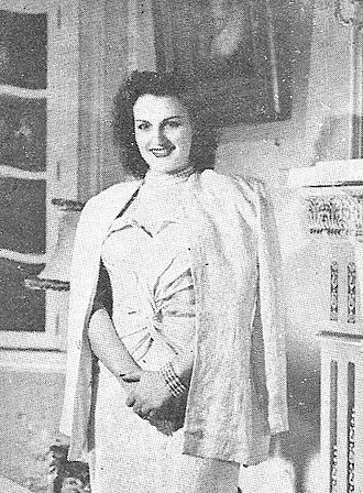 Mary Tarrero-Serrano - Image: María Dolores Tarrero