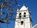 Maragondon Church Bell Tower.JPG