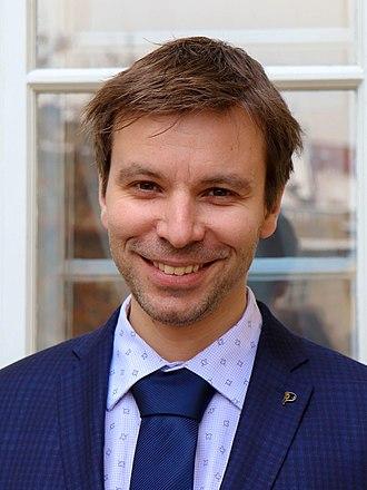 Marcel Kolaja - Kolaja in February 2019