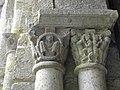 Marcilhac-sur-Celé (46) Abbaye Salle capitulaire Chapiteau 09.JPG