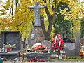 Marek Kotański - Wiesław Kotański - Bolesław Strawa - Stanisława Strawa - Cmentarz Wojskowy na Powązkach (231).JPG