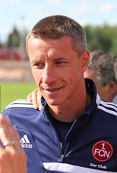 Marek Mintál Slovak footballer