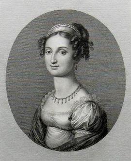 Maria Ferdinanda Amalia, Sachsen, Prinzessin