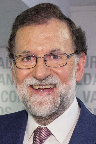 Next Spanish general election - Image: Mariano Rajoy 2017d (cropped)