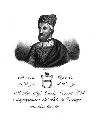 Giorgi family - Marino Zorzi