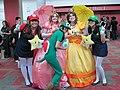 Mario cosplayers at FanimeCon 2010-05-29 3.JPG