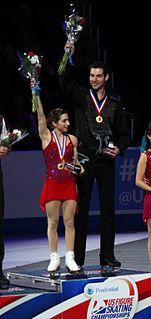 Marissa Castelli figure skater
