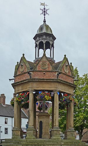 Boroughbridge - Market Well