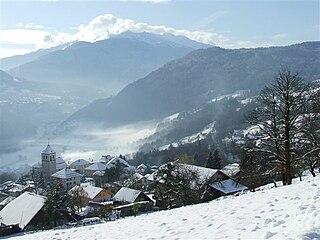 Marthod Commune in Auvergne-Rhône-Alpes, France