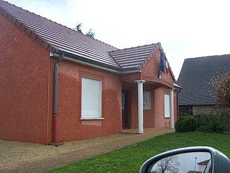Mary, Saône-et-Loire - Image: Mary Mairie