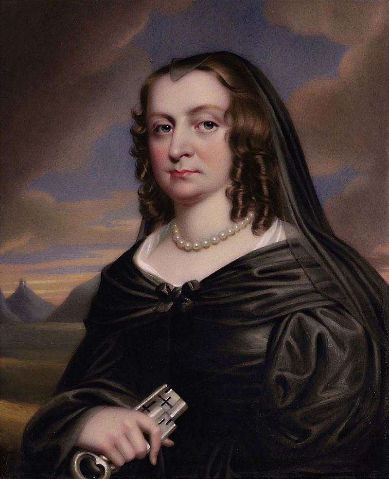 Mary Bankes-Hawtry by Henry Pierce Bone, after John Hoskins.jpg