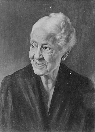 Mary Church Terrell - Painting of Mary Church Terrell by Betsy Graves Reyneau, 1888–1964