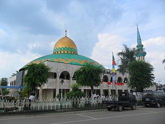 Tanjung, Tabalong - Agung Ash-Shiratal Mustaqim Mosque