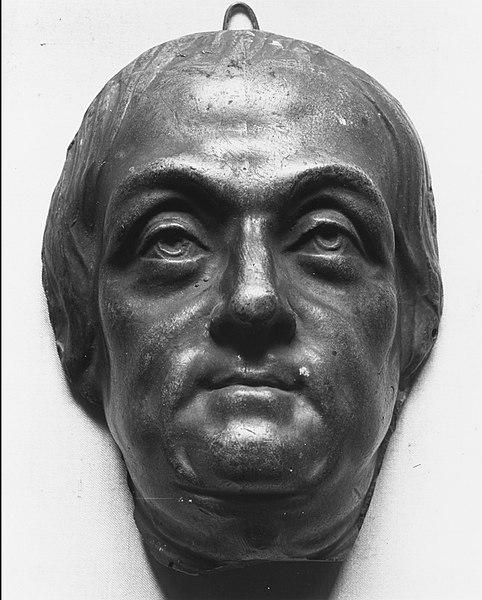 File:Mask Cast of Benjamin Franklin MET 25801.jpg