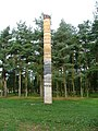 Matrix Revealed Core Sample Sculpture - geograph.org.uk - 16001.jpg