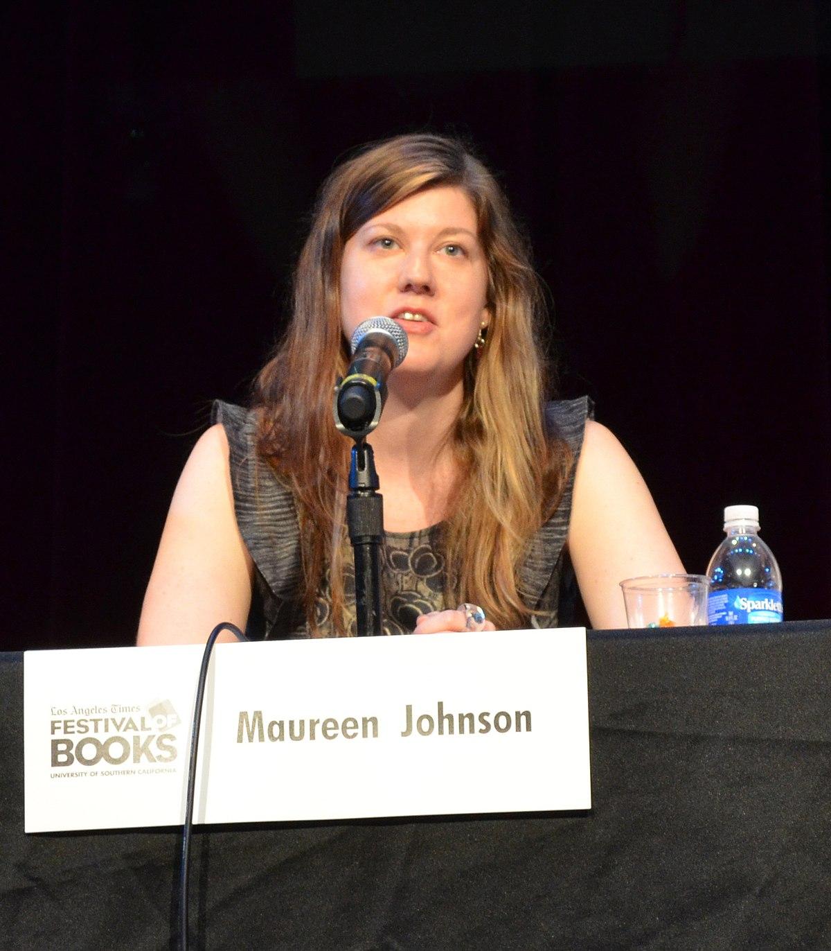 Rent Wiki: Maureen Johnson