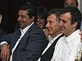 Mauricio Macri asiste a la asunción del Jorge Macri, en Vicente Lopez.- (6501456285).jpg