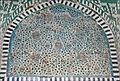 Mausolée de Khodja Akhmad (Shah-i-Zinda, Samarcande) (6009958584).jpg