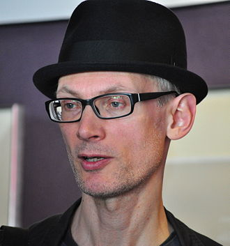 Max Andersson - Andersson attending the Seattle International Film Festival, 2013
