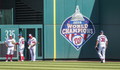 Max Scherzer walks out to warm up. from Nationals vs. Braves at Nationals Park, April 6th, 2021 (All-Pro Reels Photography) (51102609655).png