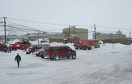 Station McMurdo