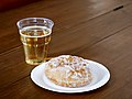 Mead and doughnut 20180501.jpg