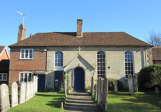 Meadrow Unitarian Chapel Church in Surrey , United Kingdom