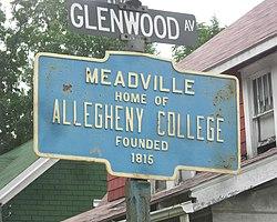 Meadville, Pennsylvania