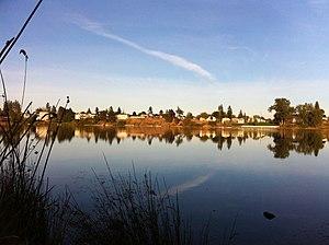 Medical Lake, Washington - Image: Medlak 3