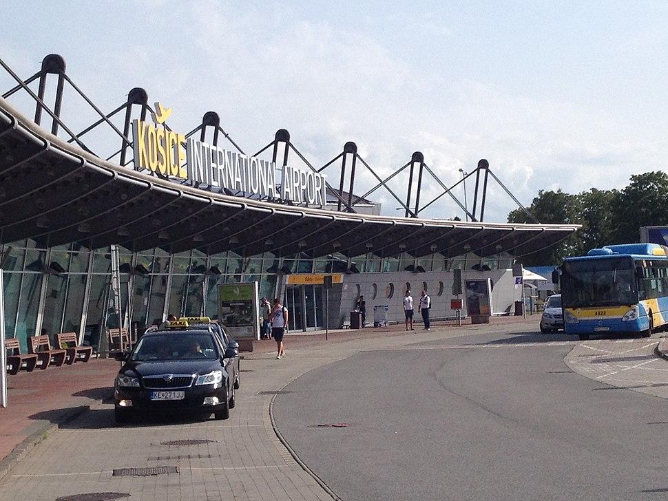 Medzinárodné letisko Košice