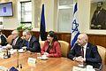 Meeting with Israeli Prime Minister Benjamin Netanyahu (33169781132).jpg