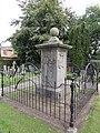 Megen Rijksmonument 516608 graf Van Blocklant begraafplaats Schoolstraat.JPG